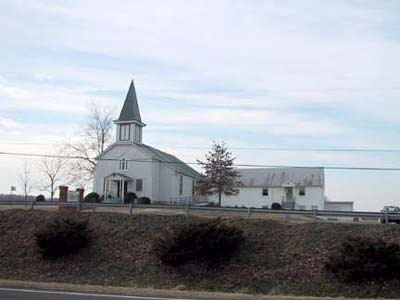 Amissville Methodist Church